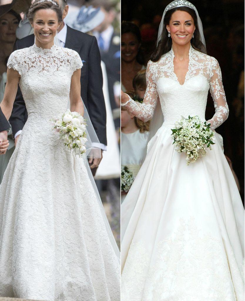 Hochzeitskleid kate middleton schwester – Dein neuer Kleiderfotoblog