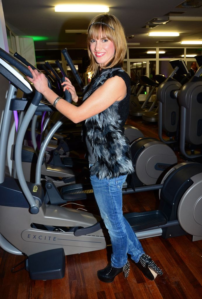 High Isabell Ins Fitness HornMit Heels Studio Yf6gy7b