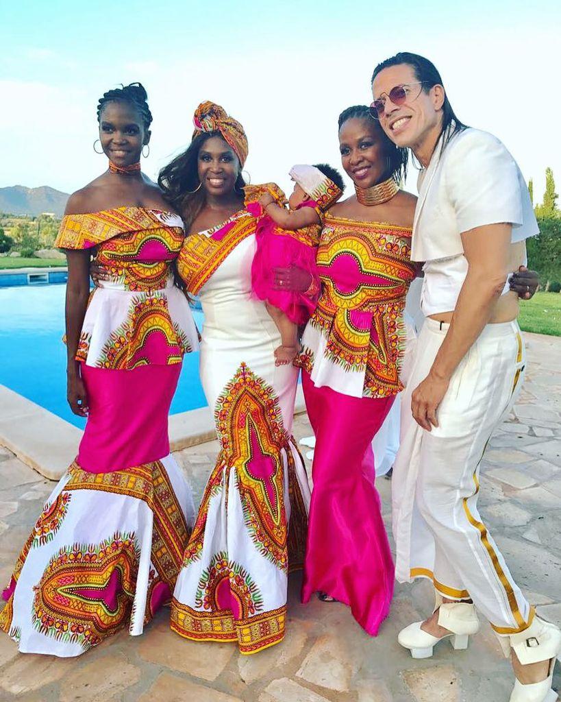 Party bis 4 Uhr nachts: So schön feierte Motsi ihre Hochzeit ...