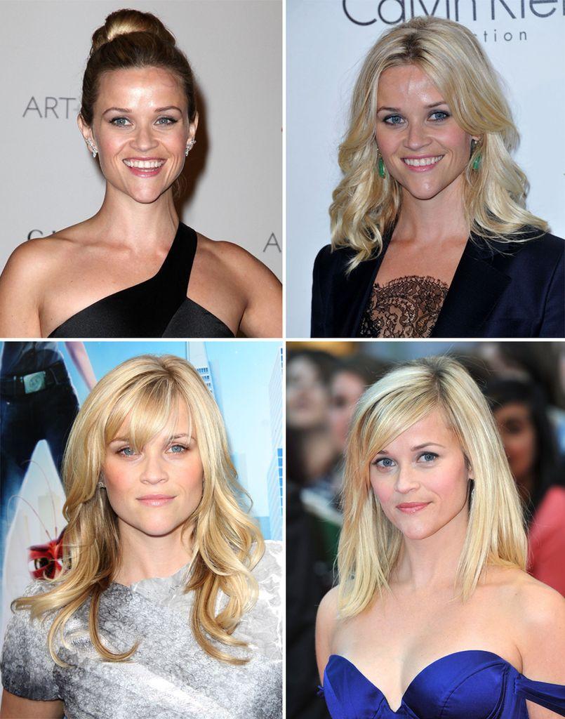 Welche Frisur Steht Reese Witherspoon Am Besten Promiflash De