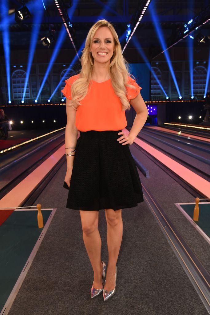 bestbewertetes Original populäres Design der Verkauf von Schuhen RTL-Moderatorin Sandra Kuhn wird zum ersten Mal Mama ...
