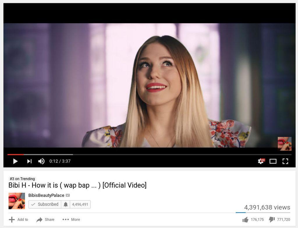 Oha Bibis Song Sorgt Für Brechreiz Durchfall Bei Jan Leyk