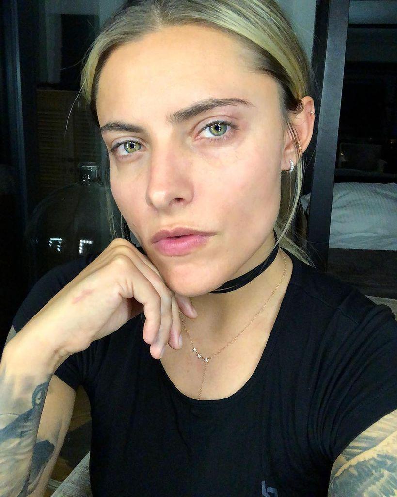 Wutentbrannt Sophia Thomalla Verteidigt Ex Till Lindemann