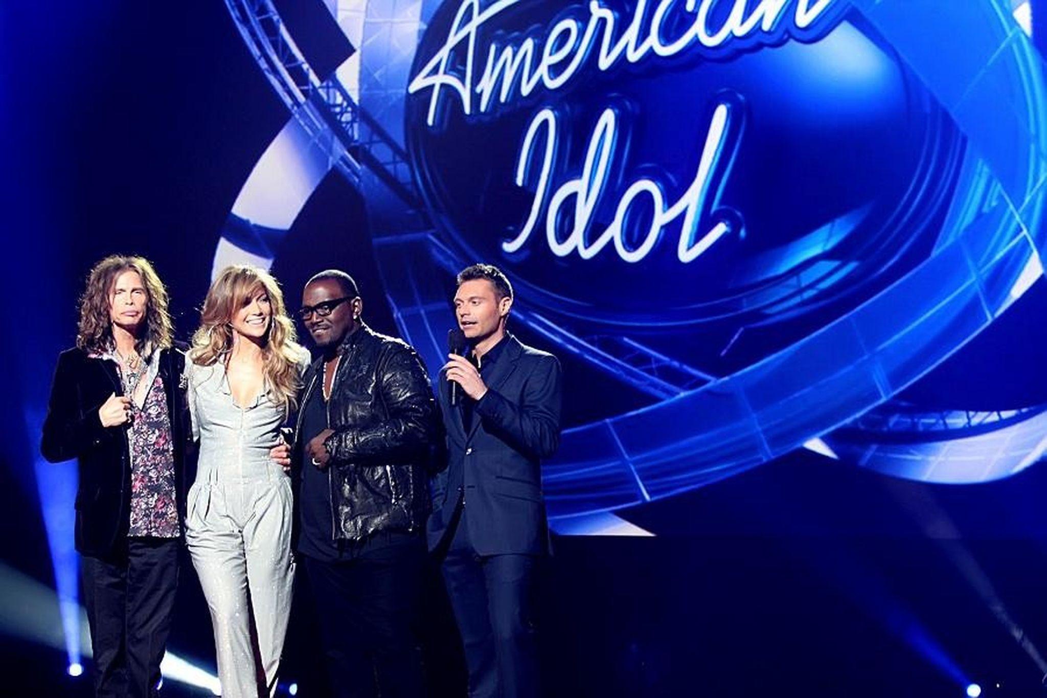 Mariah carey klar for idol juryn