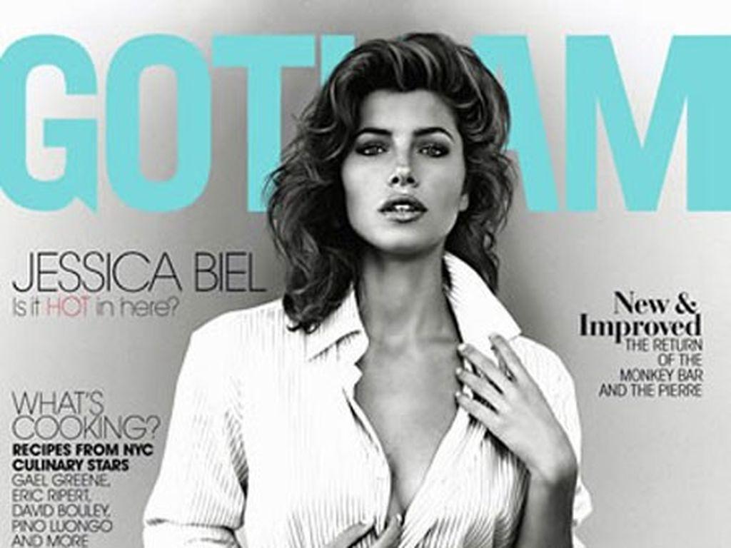 Jessica Biel: So sexy hat man sie noch nie - OK! Magazin