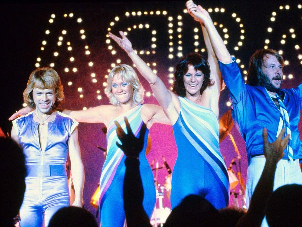 ABBA in den 70ern