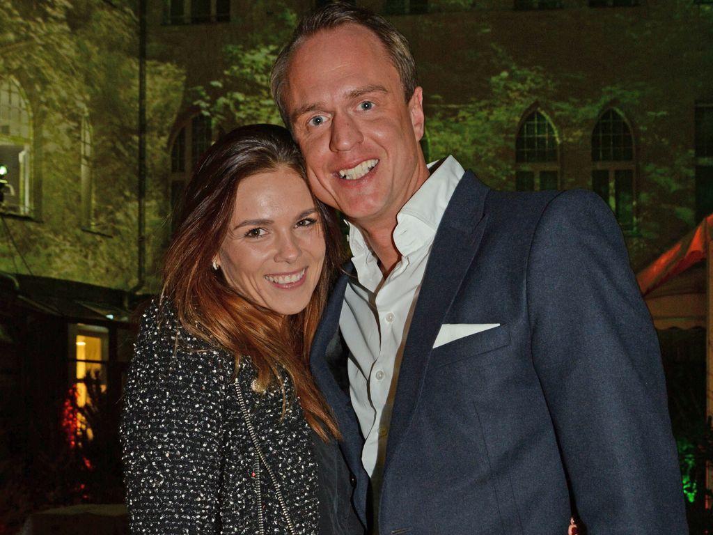 Angelina Huth und Alexander Posth, TV-Stars