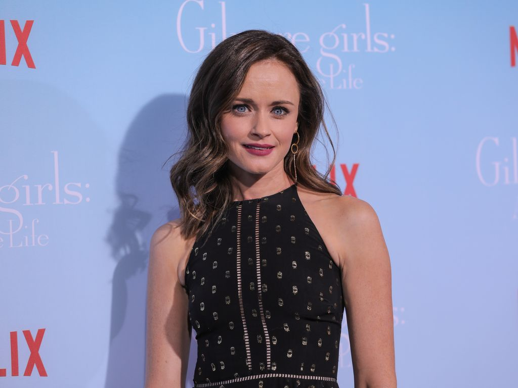 "Alexis Bledel bei der Premiere der Netflix Serie ""Gilmore Girls: A Year In The Life"" in Los Angeles"