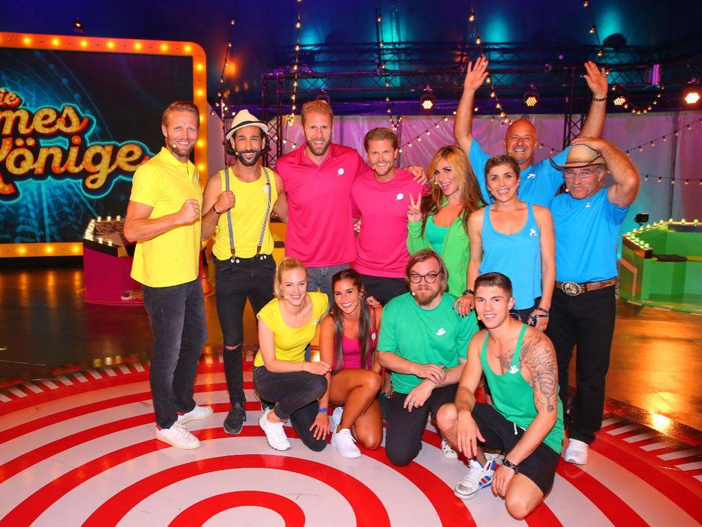 """Alle Kandidaten der TV-Show """"Kirmeskönige"""""""