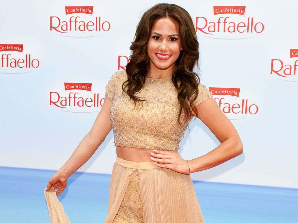 Angelina Heger beim Raffaello Summer Day 2016 in Berlin