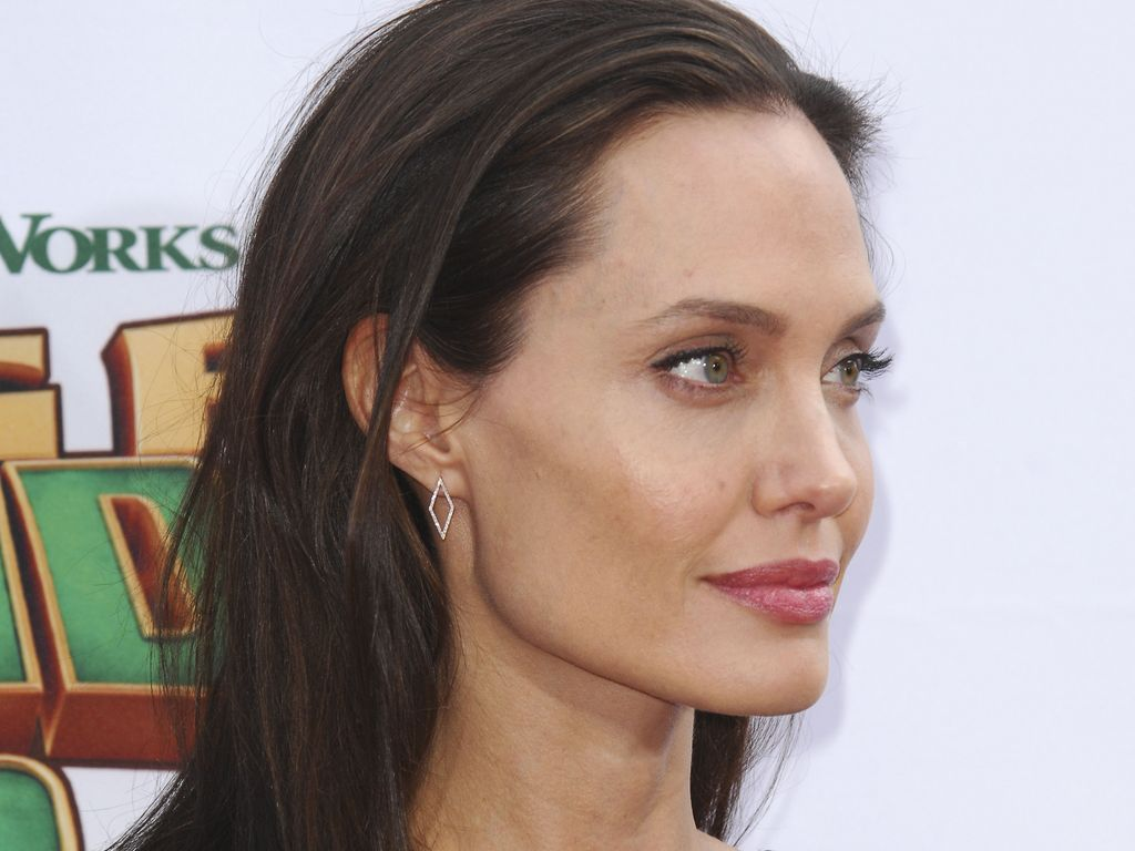 """Angelina Jolie bei der Weltpremiere von """"Kung Fu Panda 3"""" in Los Angeles"""