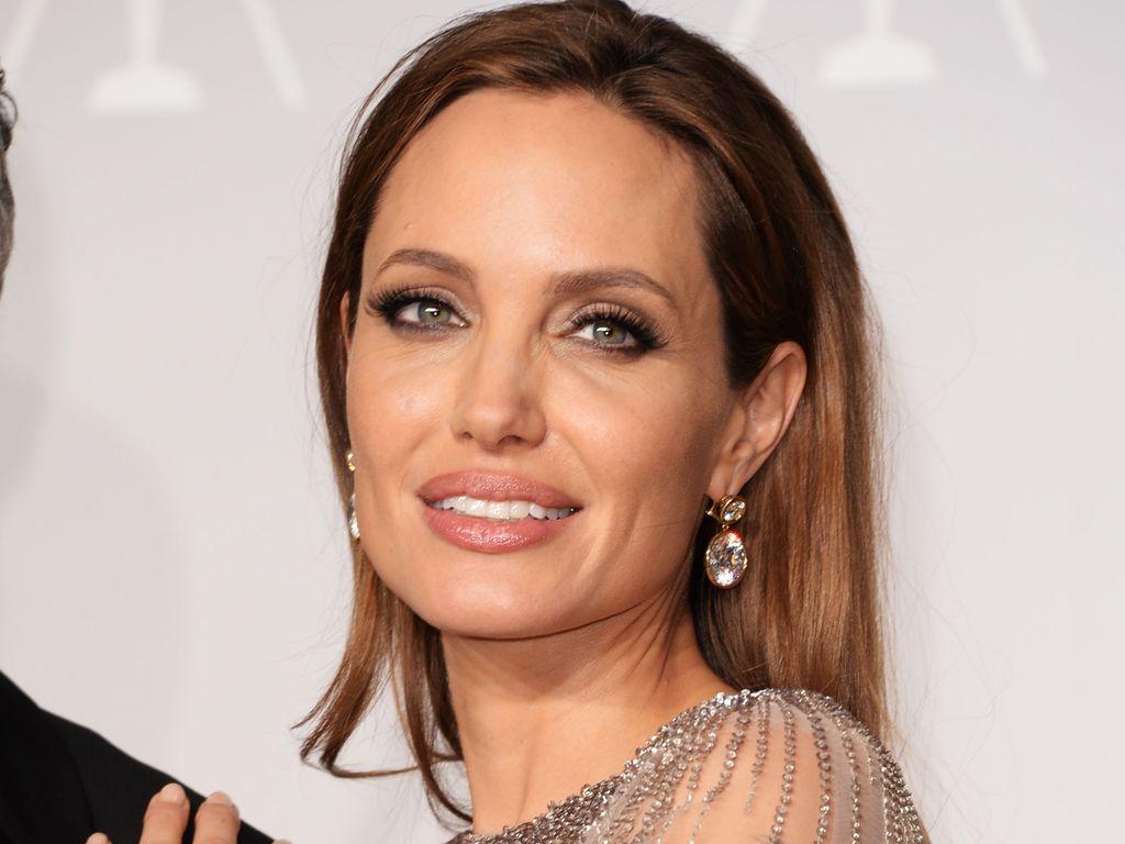 Angelina Jolies bei den Oscars 2014
