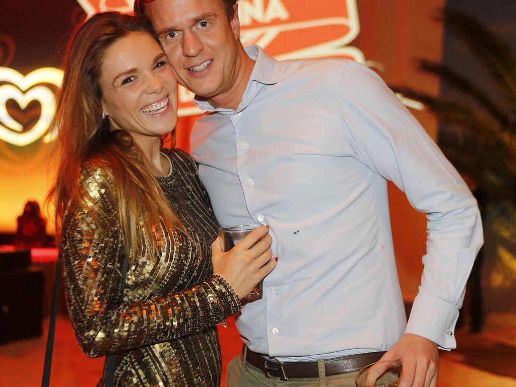 Angelina und Alexander Posth