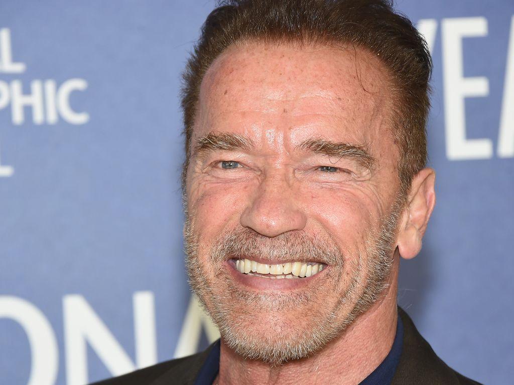 """Arnold Schwarzenegger bei der Premiere von """"Years of Living Dangerously"""""""