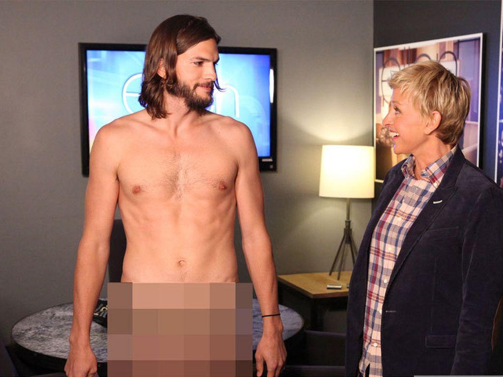 Bilder von Ashton Kutcher nackt