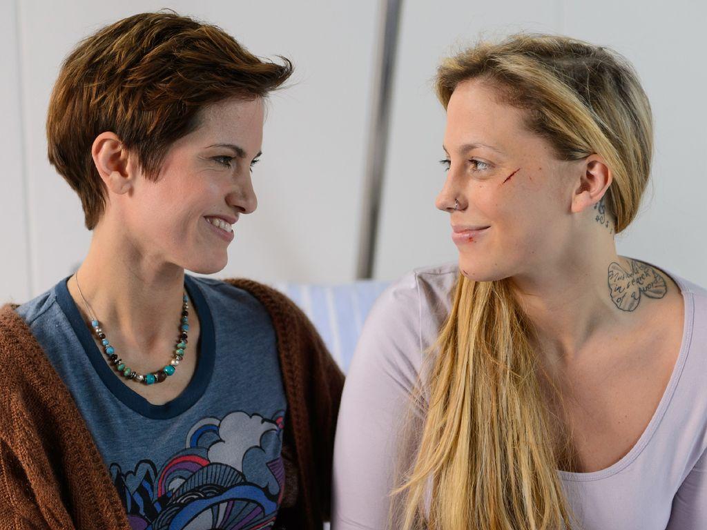 Isabell Horn und Lafee