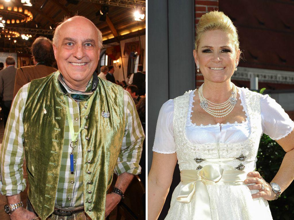 Axel Munz und Claudia Effenberg