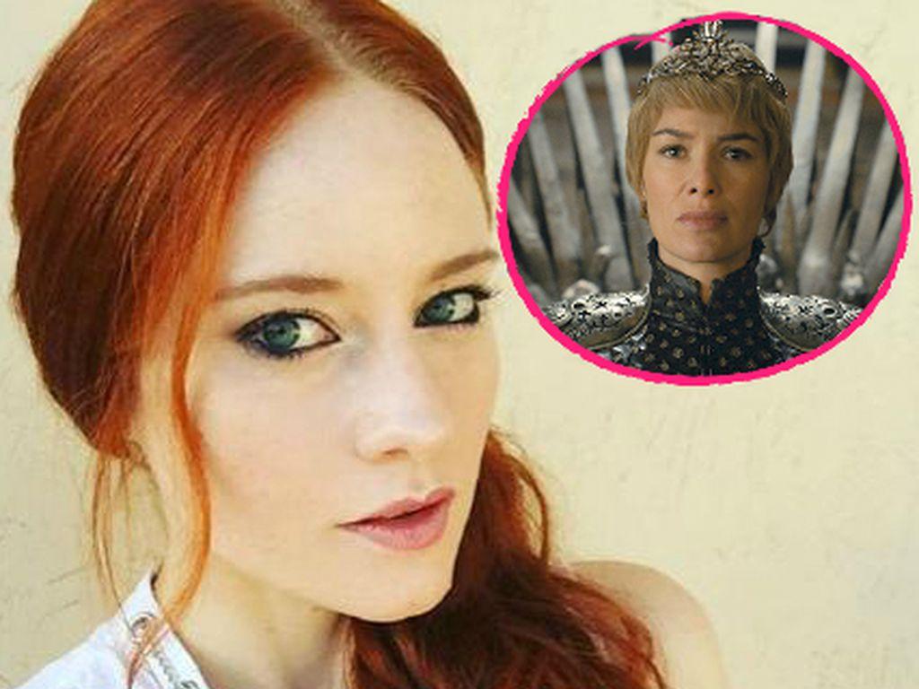 Barbara Meier und Lena Headey als Cersei Lannister