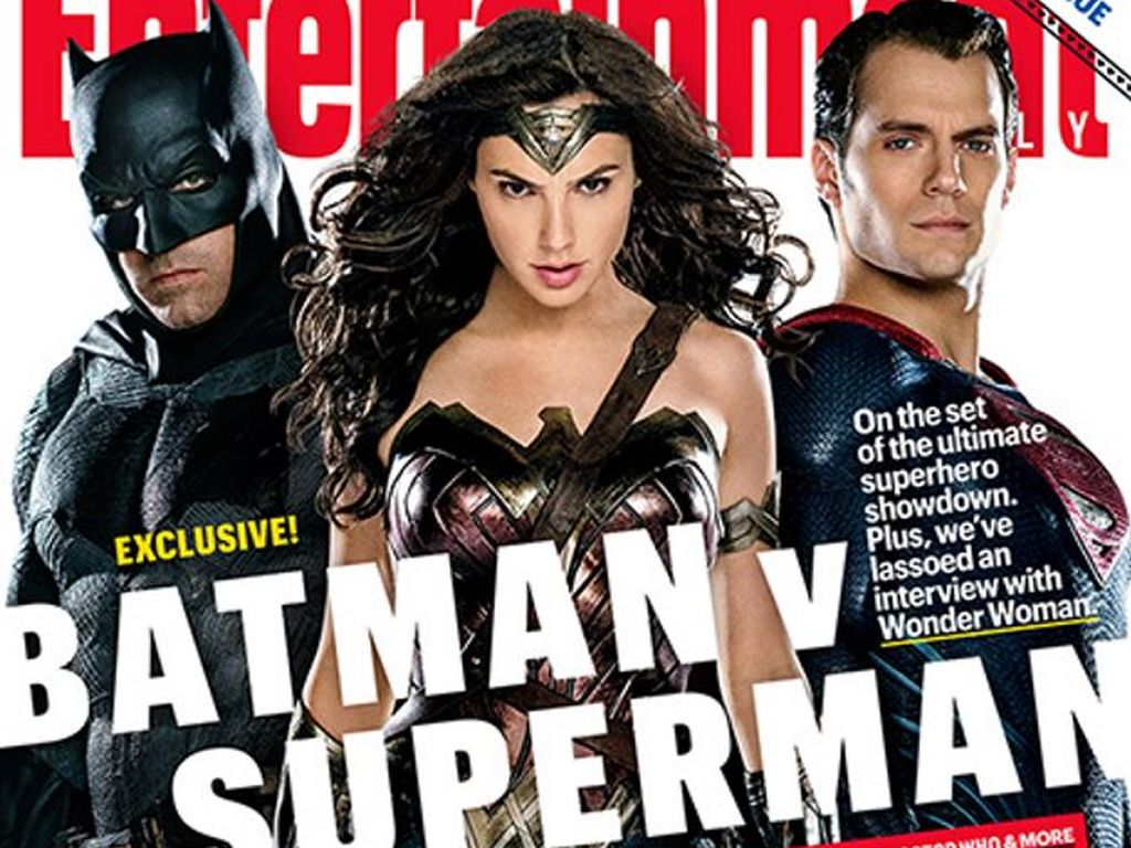 Ben Affleck, Henry Cavill, Batman und Wonder Woman