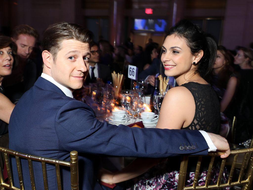 Benjamin McKenzie und Morena Baccarin bei den Gotham Independent Film Awards in New York
