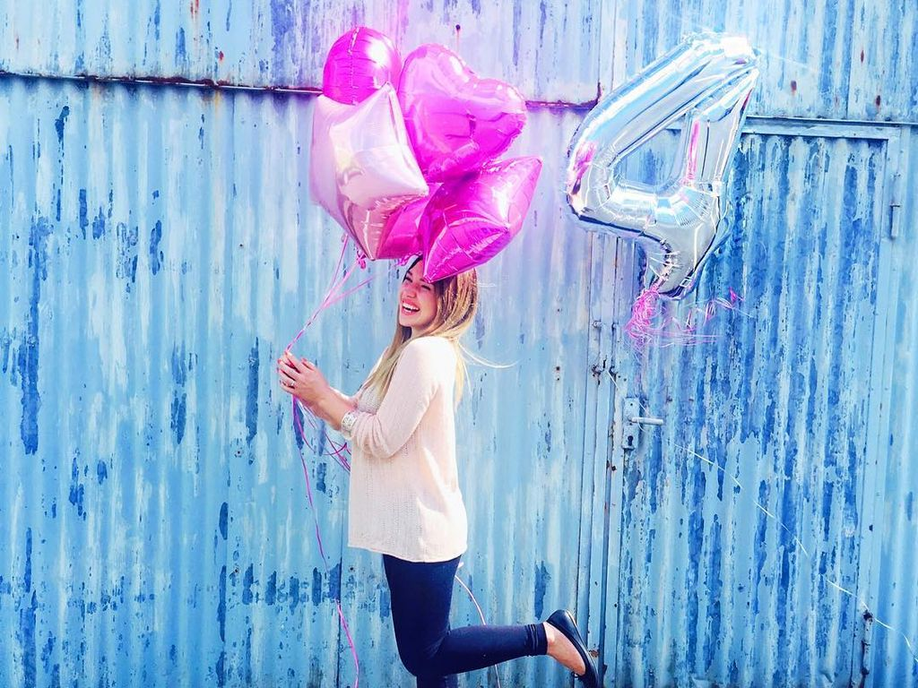 Bibi Heinicke feiert Vier Millionen Instagram-Follower