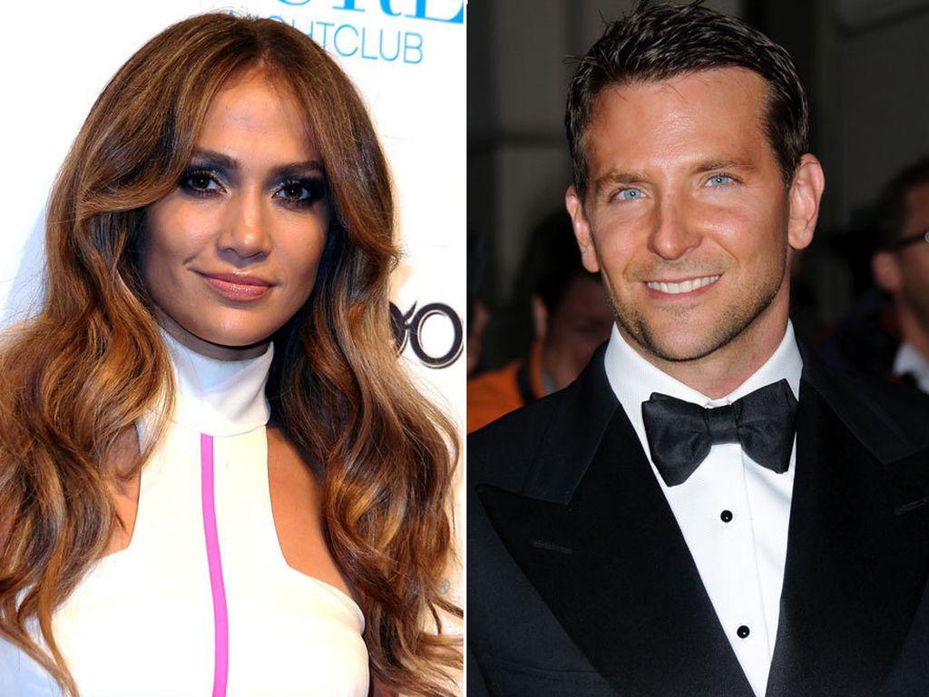 Jennifer Lopez und Bradley Cooper