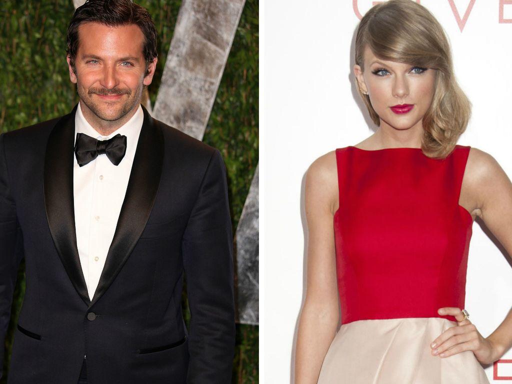 Taylor Swift und Bradley Cooper