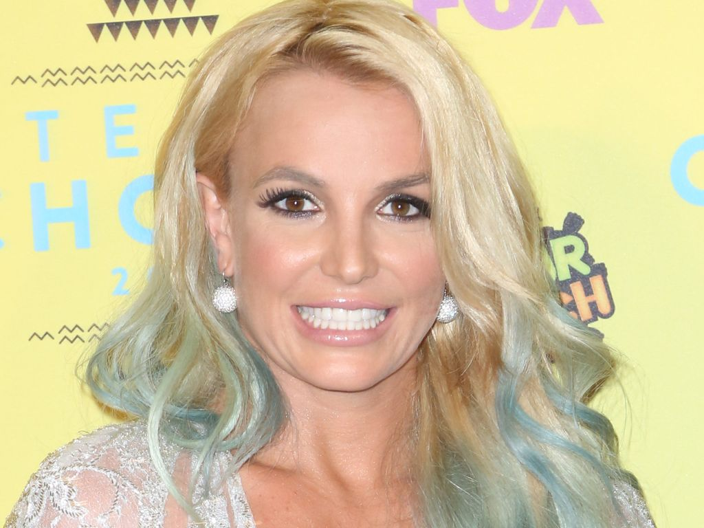 "Britney Spears bei den ""Teen Choice Awards"" 2015"