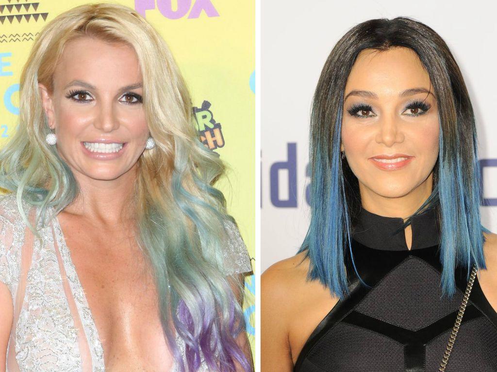 Justin Bieber, Britney Spears und Verona Pooth
