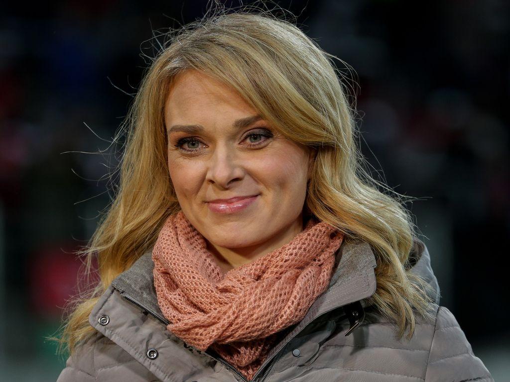 Britta Hofmann, deutsche Sport-Moderatorin