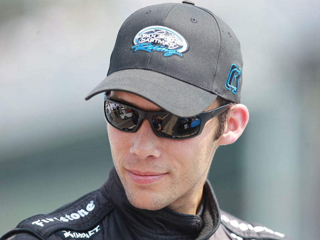 Bryan Clauson, US-Rennsportler