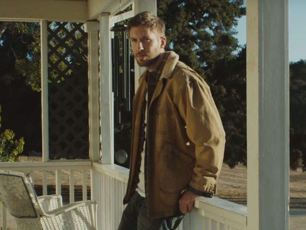 """Calvin Harris in seinem Musikvideo zu """"My Way"""""""