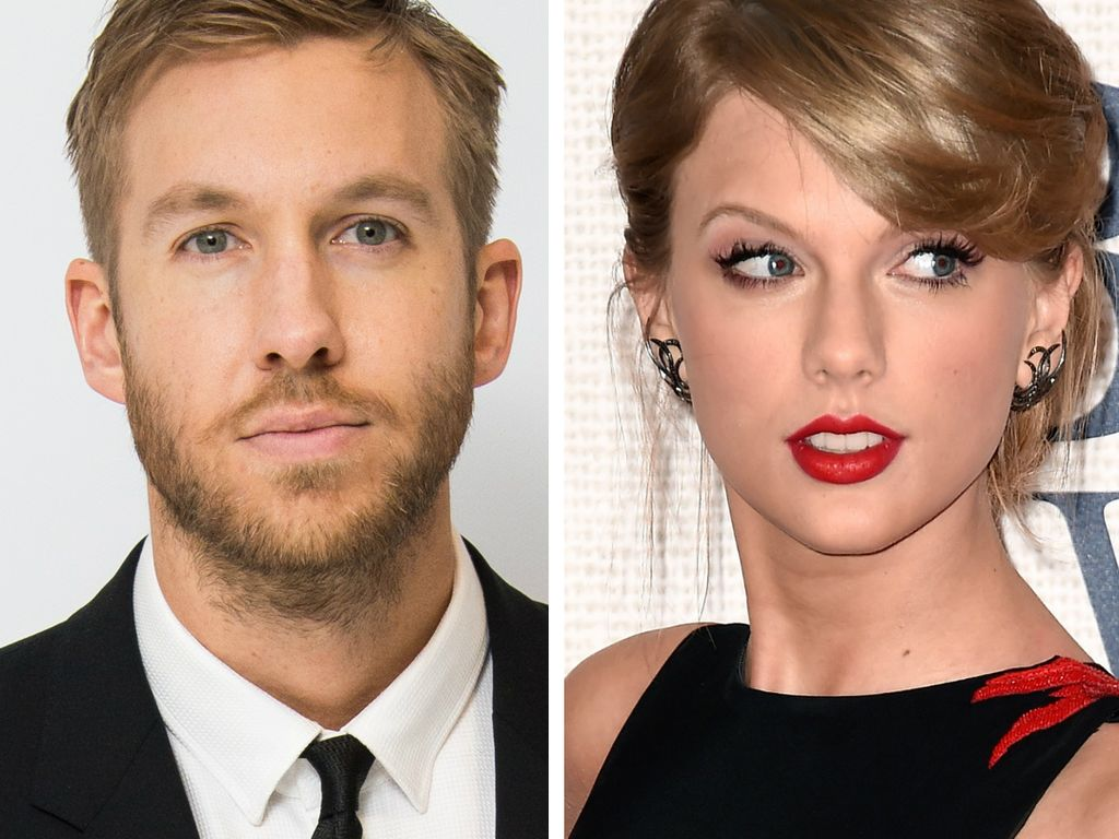 Calvin Harris und Taylor Swift