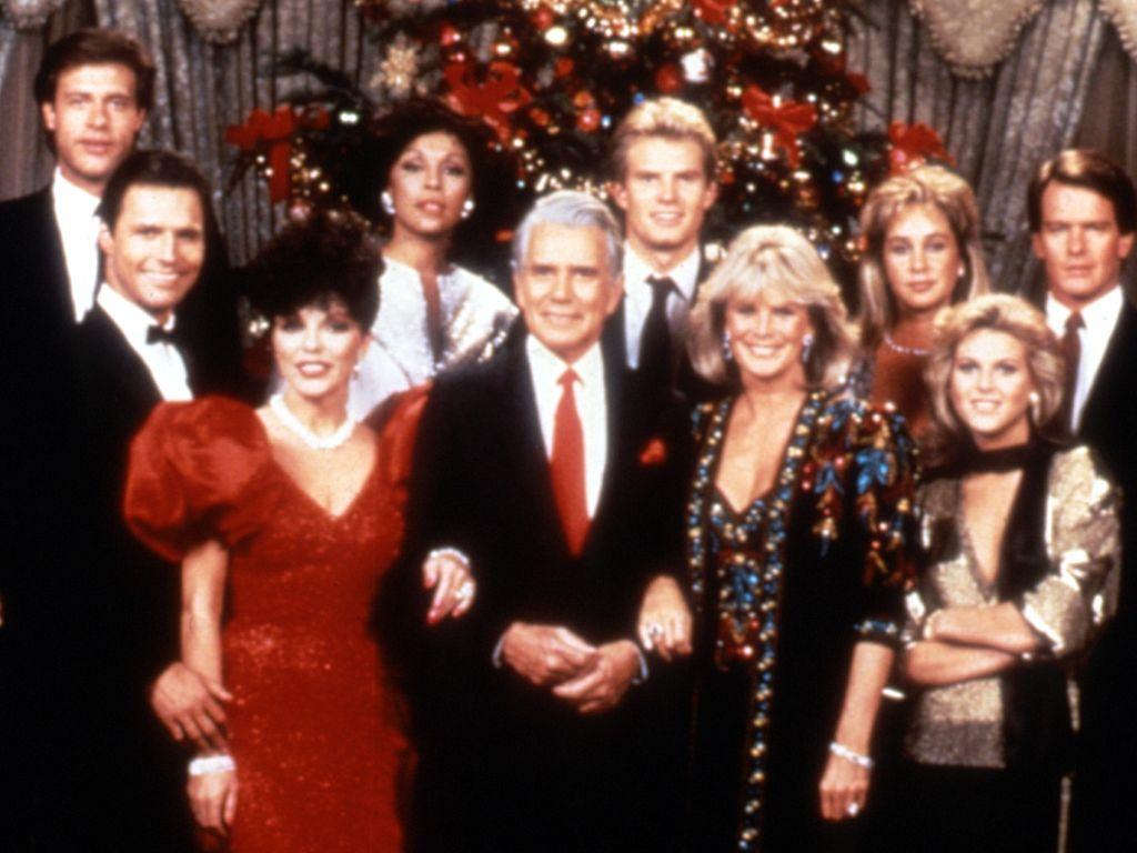 """Cast von """"Der Denver Clan"""""""