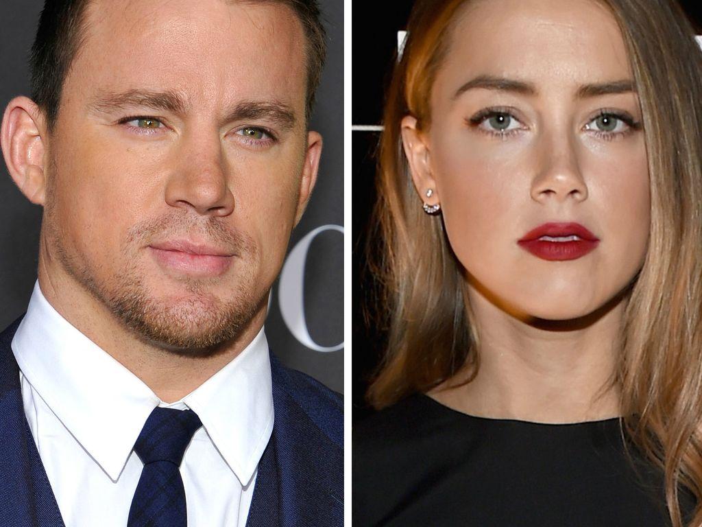 Amber Heard und Channing Tatum