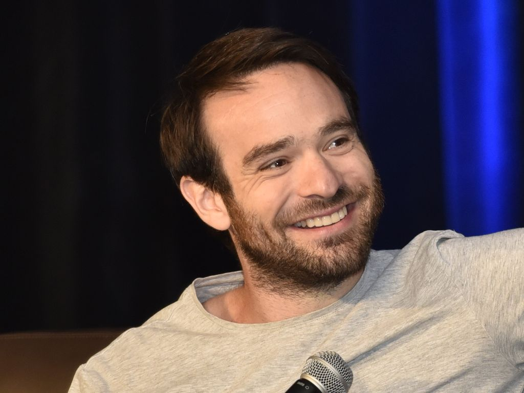 "Charlie Cox auf der ""Comic-Con"" in Chicago"