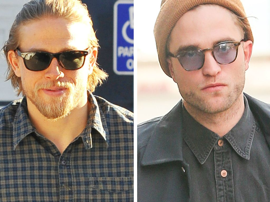 Robert Pattinson und Charlie Hunnam