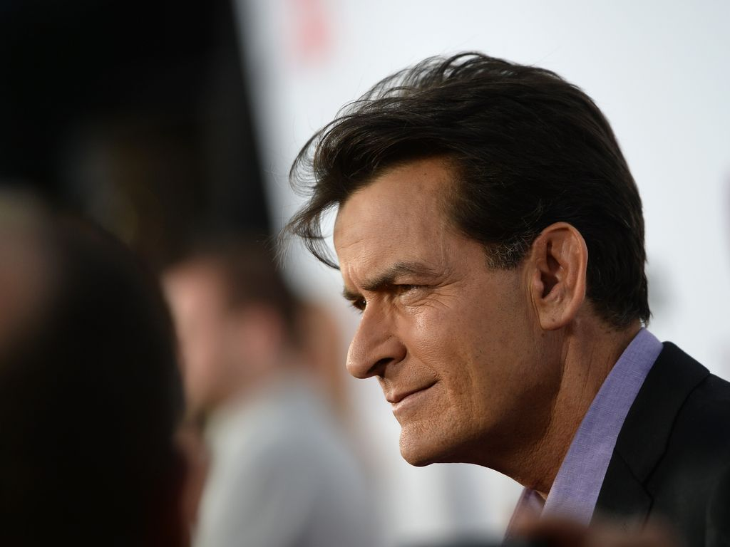Hollywood-Star Charlie Sheen