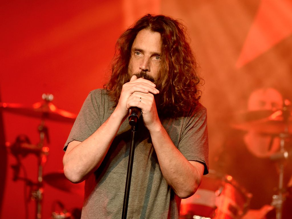 Chris Cornell am 20. Januar 2017