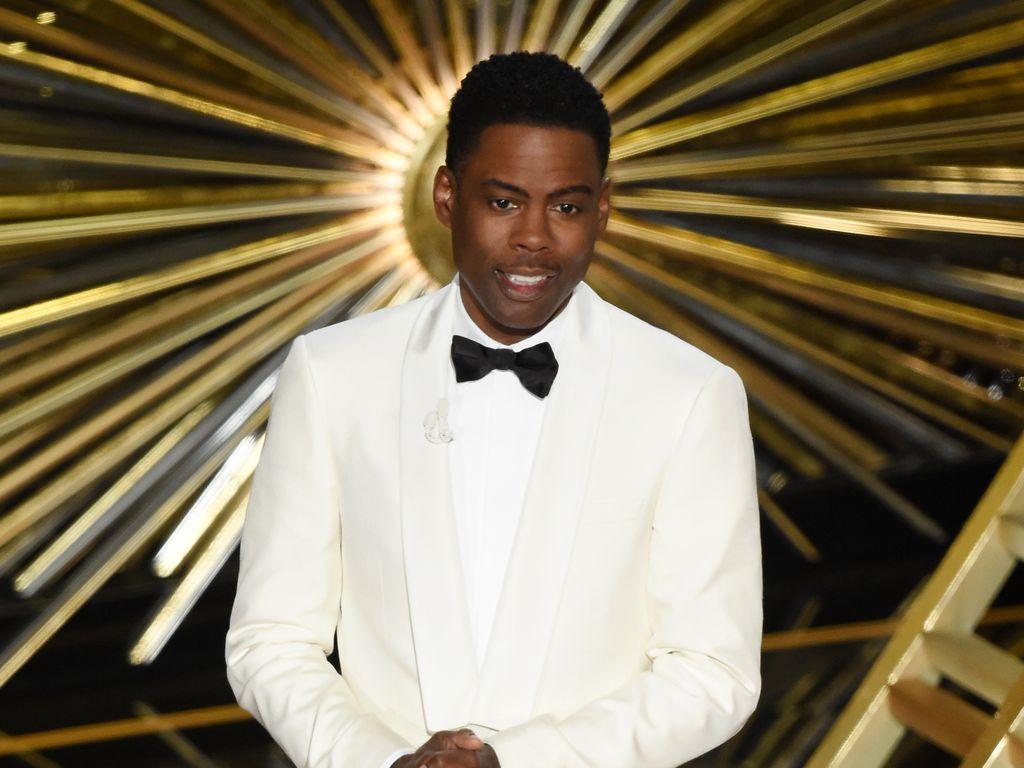 Chris Rock als Moderator der 88. Oscar Verleihung 2016