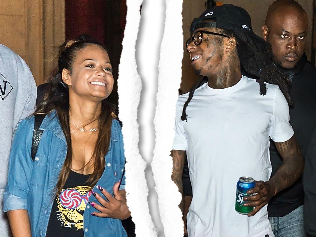 Lil Wayne und Christina Milian