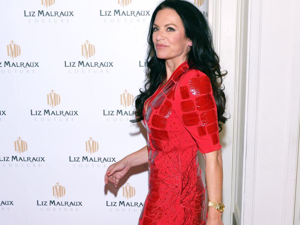 Christine Neubauer bei der Liz Malraux Fashion Show
