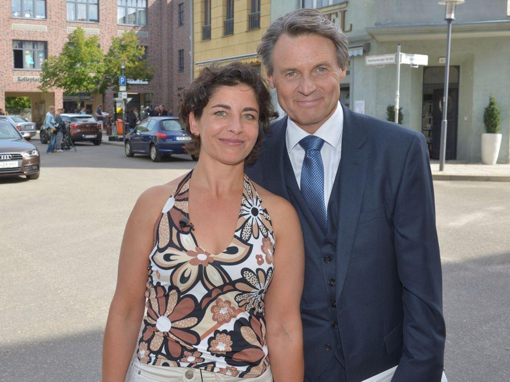 Wolfgang Bahro und Claudia Weiske
