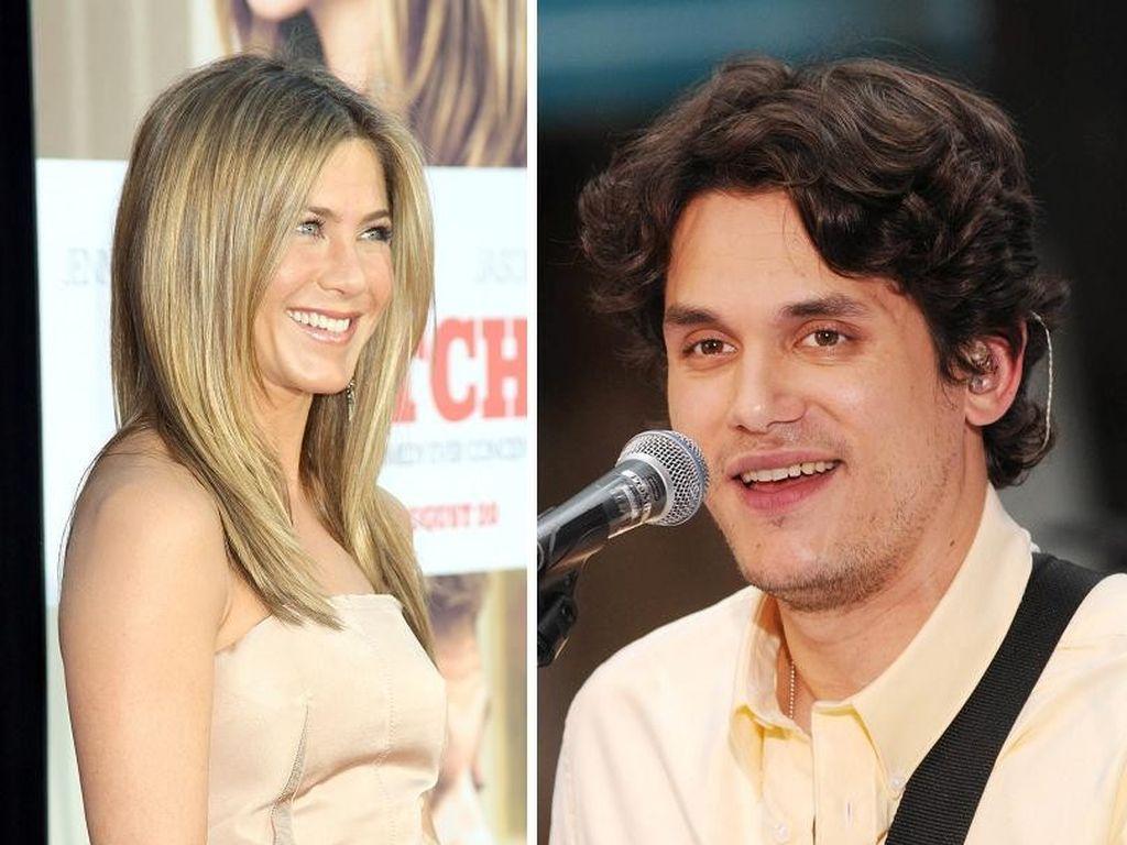 Jennifer Aniston und John Mayer