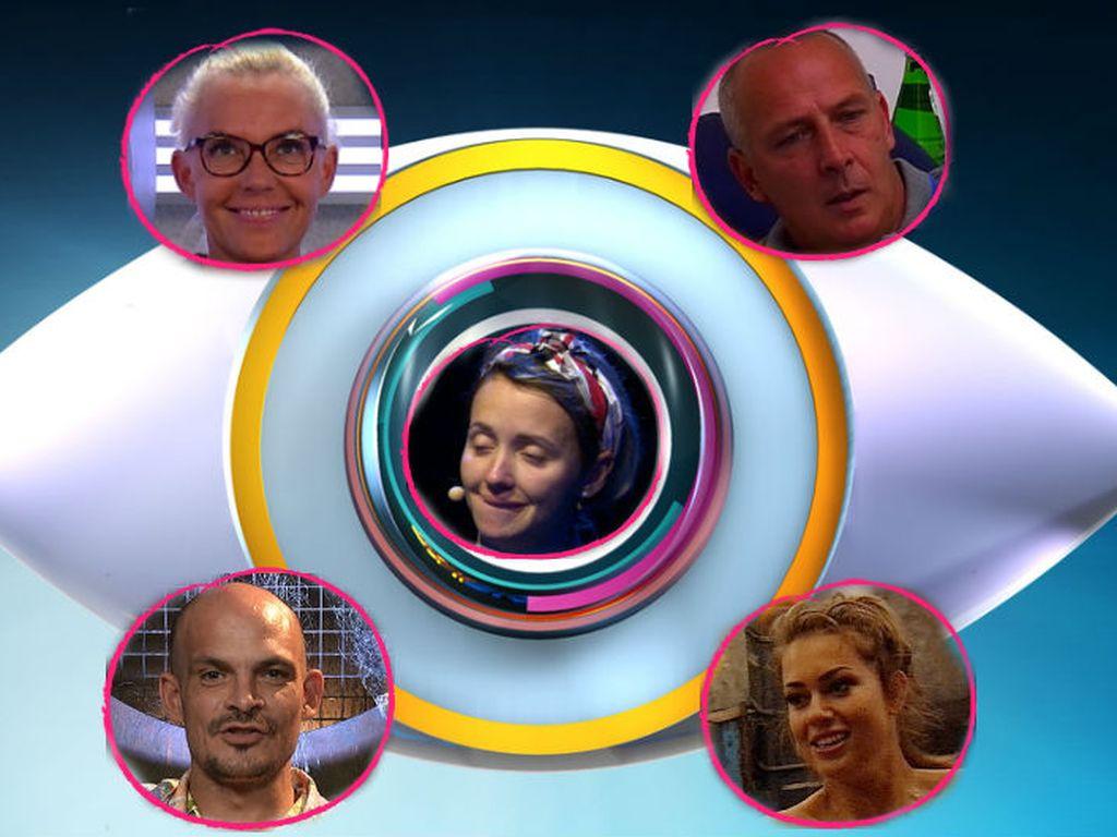 Das sind die Finalisten von Promi Big Brother 2016