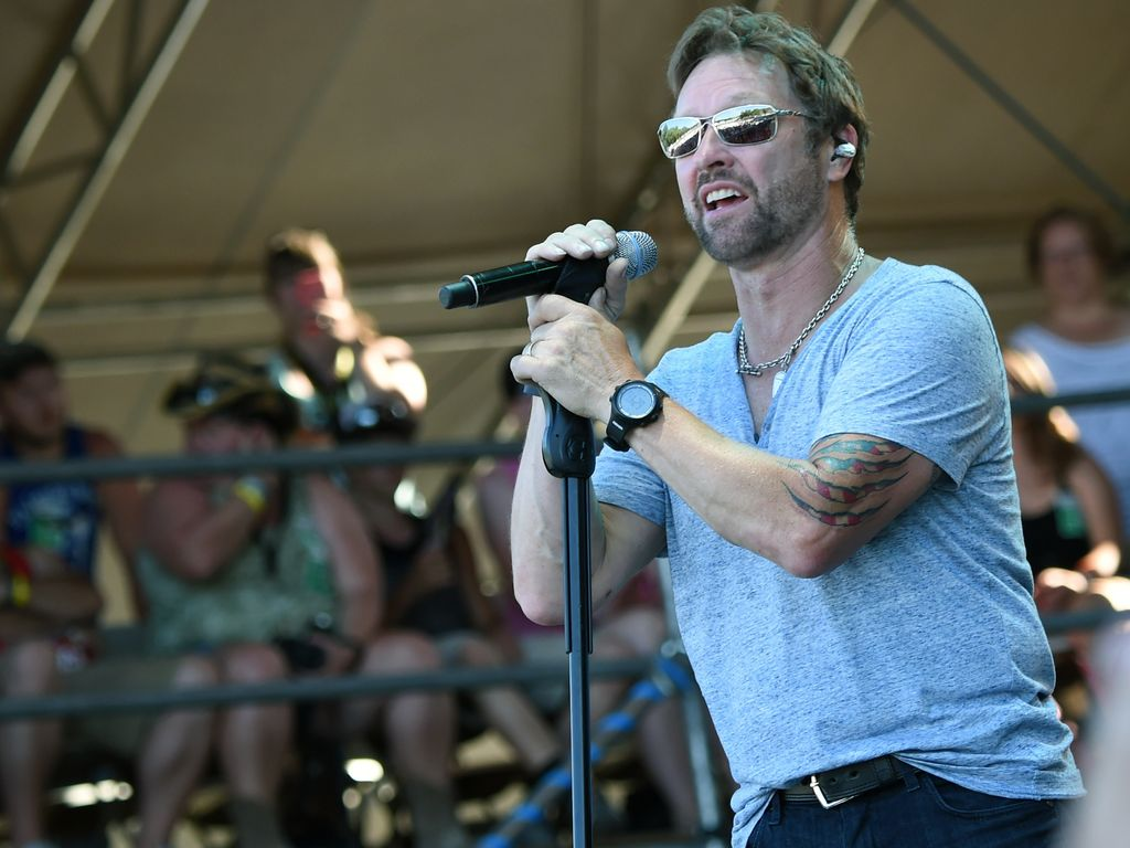 Craig Morgan, Country-Sänger