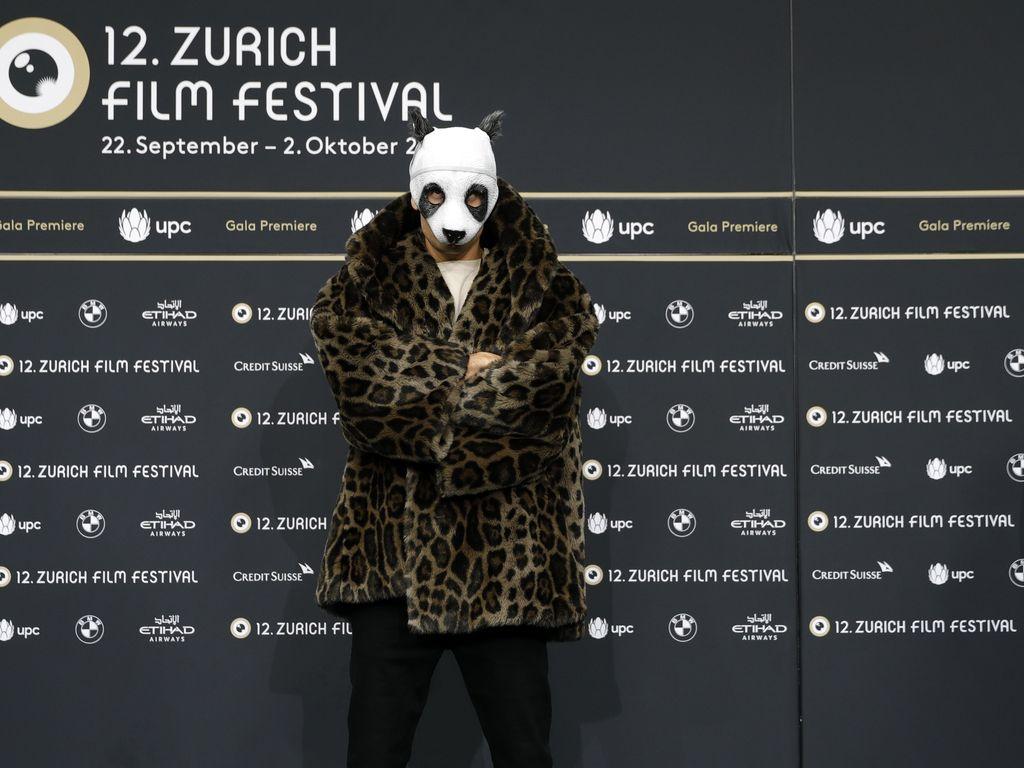 Cro beim 12. Zürich Film Festival 2016
