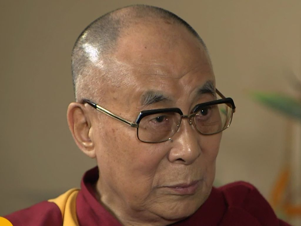 Dalai Lama bei Good Morning Britain