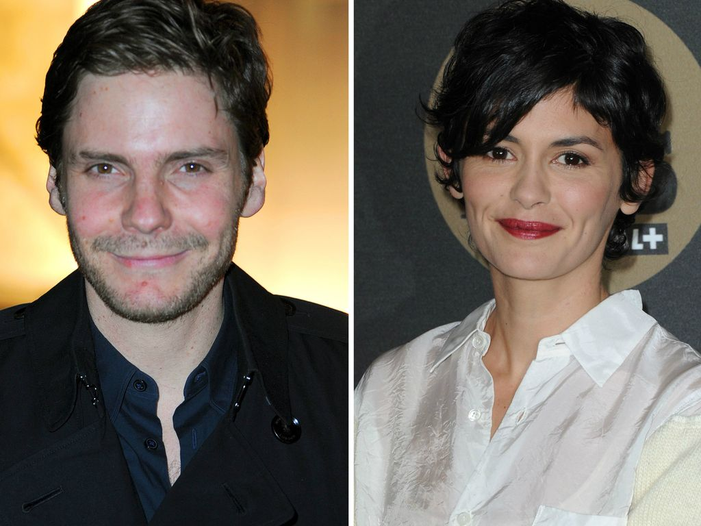 Daniel Brühl und Audrey Tautou
