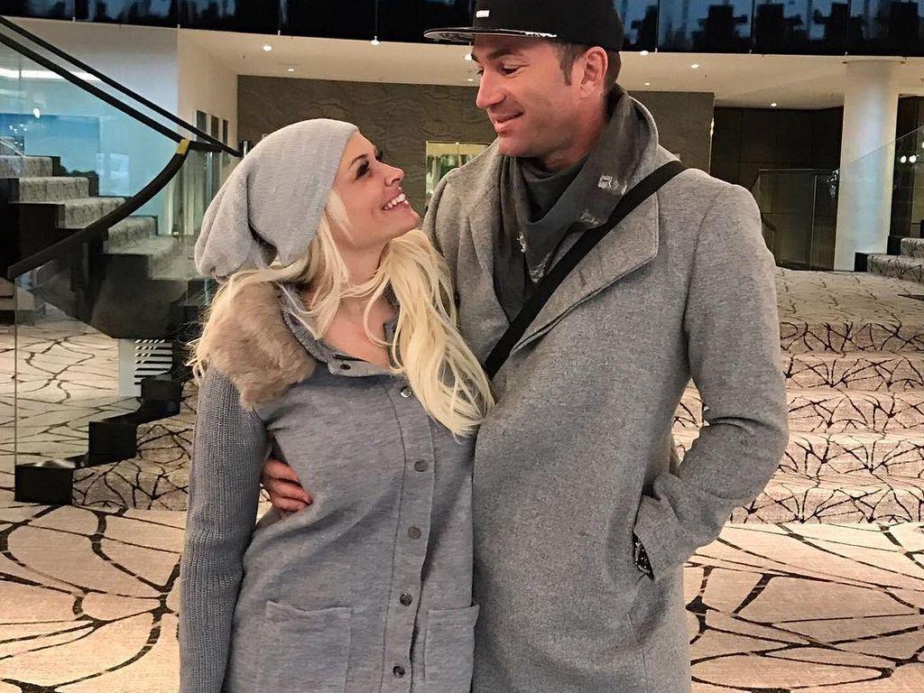 Daniela Katzenberger und Lucas Cordalis im Partnerlook